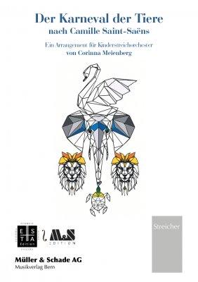 Meienberg Corinna / Saint-Saens Camille